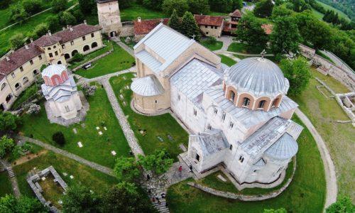 MONASTERY TOUR – Serbia and Macedonia