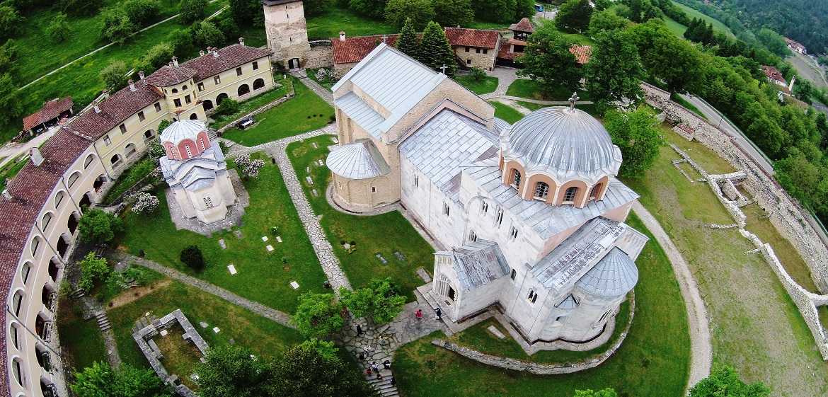 MONASTERY TOUR – Serbia and Macedonia