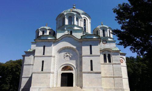 Transromanica - Serbia monastery tour