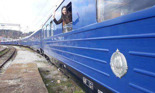 Titos blue train tours